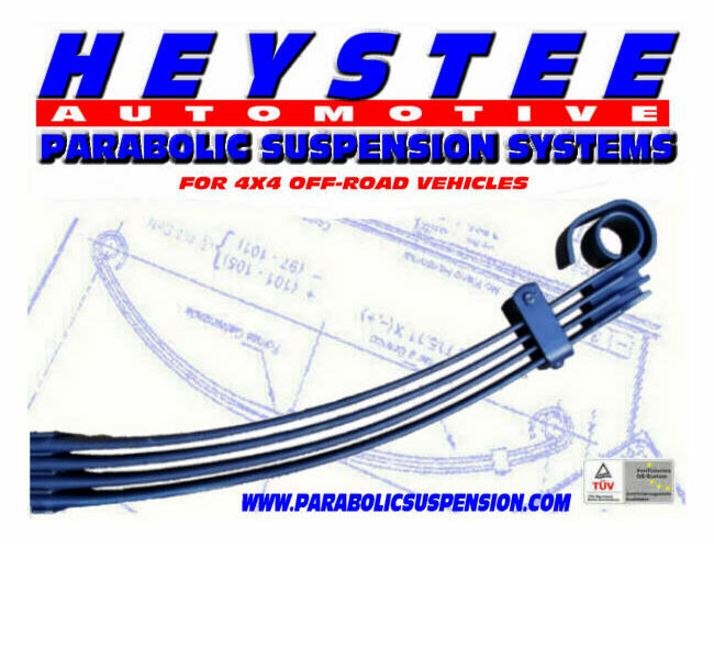 Parabolic Suspension Systems