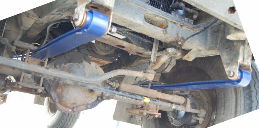 how to change front springs